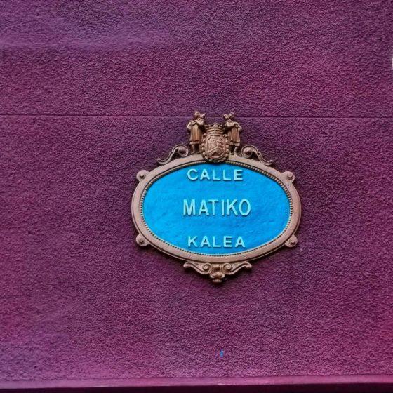 140 - Placa de Matiko