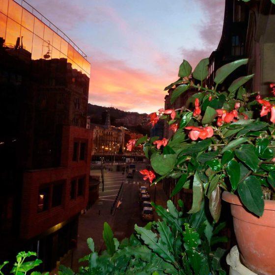 53 - Desde mi balcón